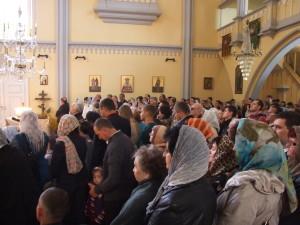 Nedělní liturgie 1